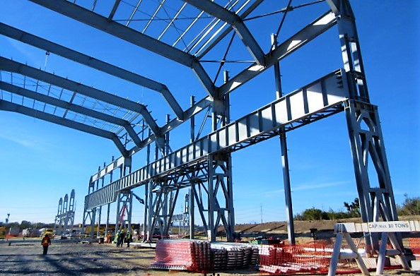 Heavy Steel Structure Image